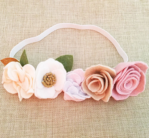 5 Flower Crown Girls Headband – Two Doors Down 77aa5f5a5b1